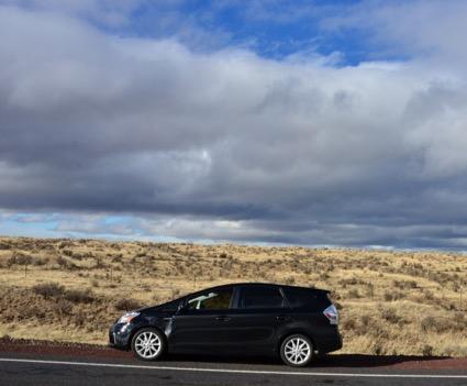Big Upgrade- Prius V