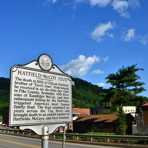 Hatfield & McCoy Country
